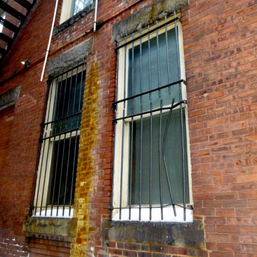 1. Barred Windows