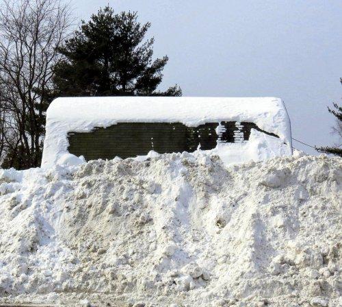 1. Snow Pile