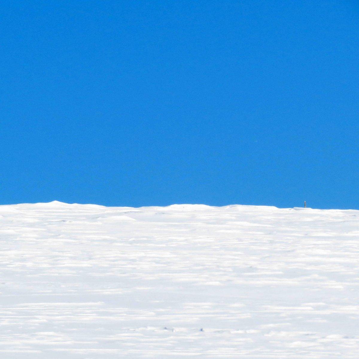 8. Snow and Sky