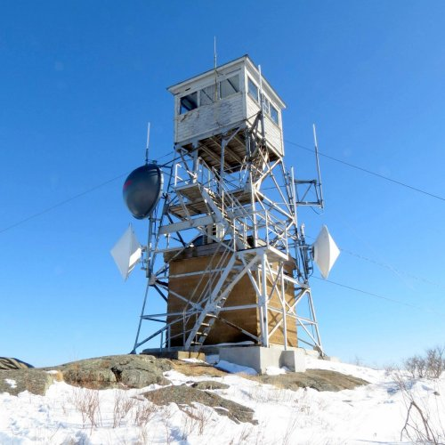 9. Fire Tower
