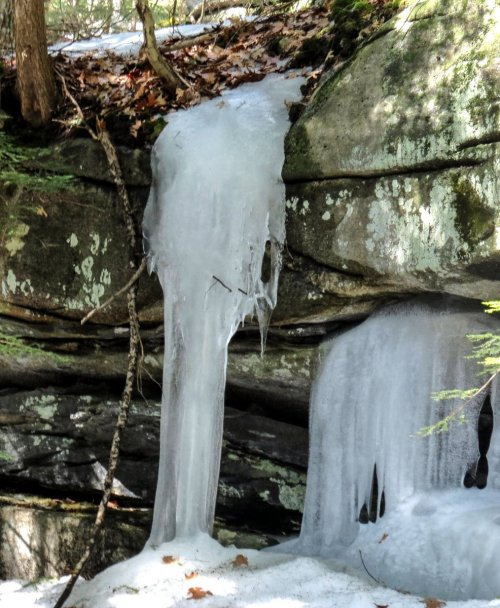 10. Ledge Ice