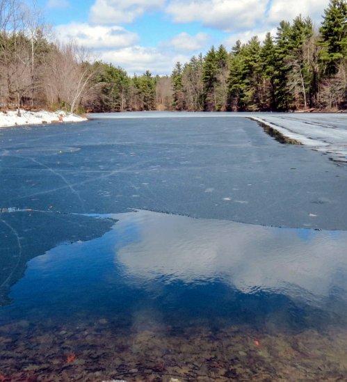 14. Pond Ice