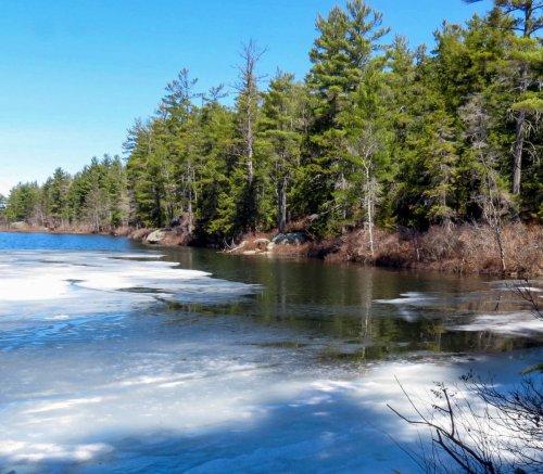 2. Rye Pond Ice