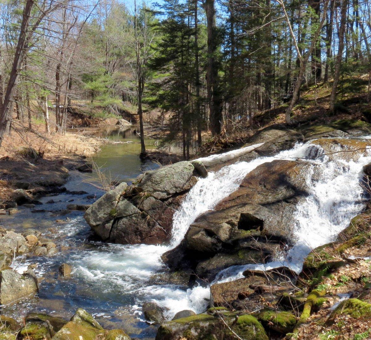 4. Bailey Brook Falls
