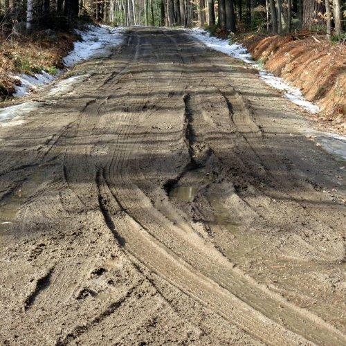 8. Muddy Road
