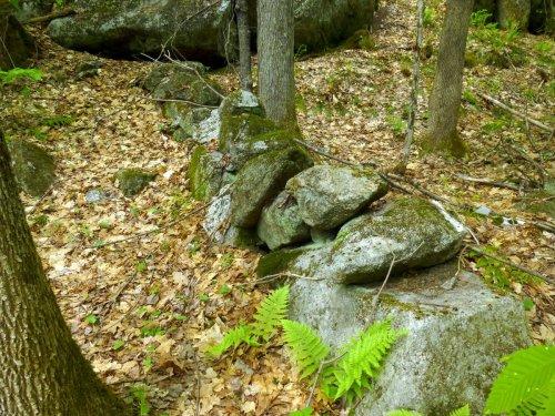 4. Stone Wall