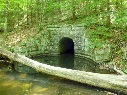 7. Stone Arch Culvert
