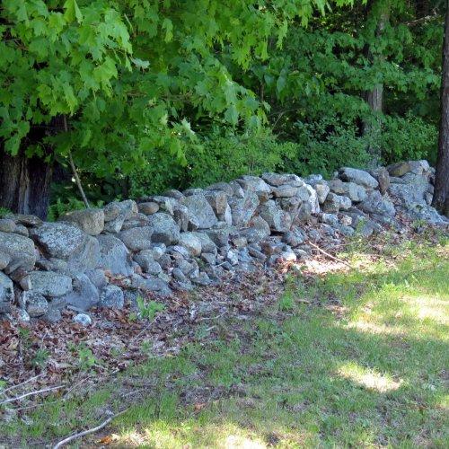 2. Stone Wall