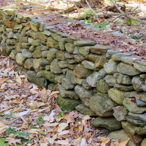 3. Stone Wall