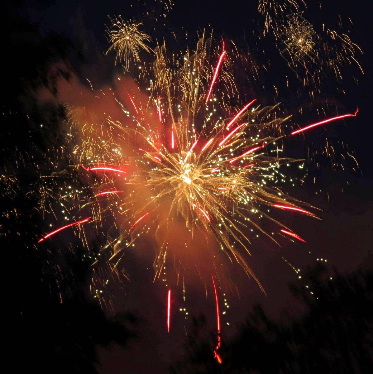 6. Fireworks