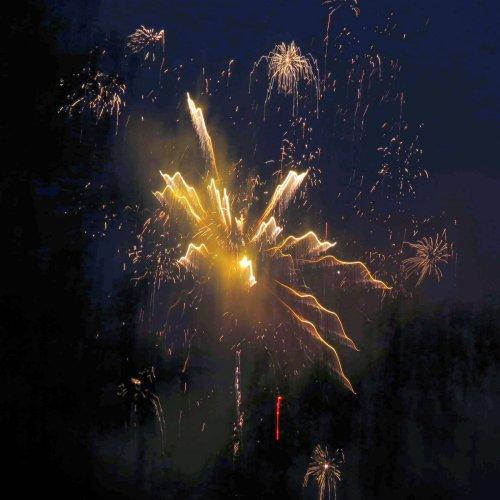 7. Fireworks