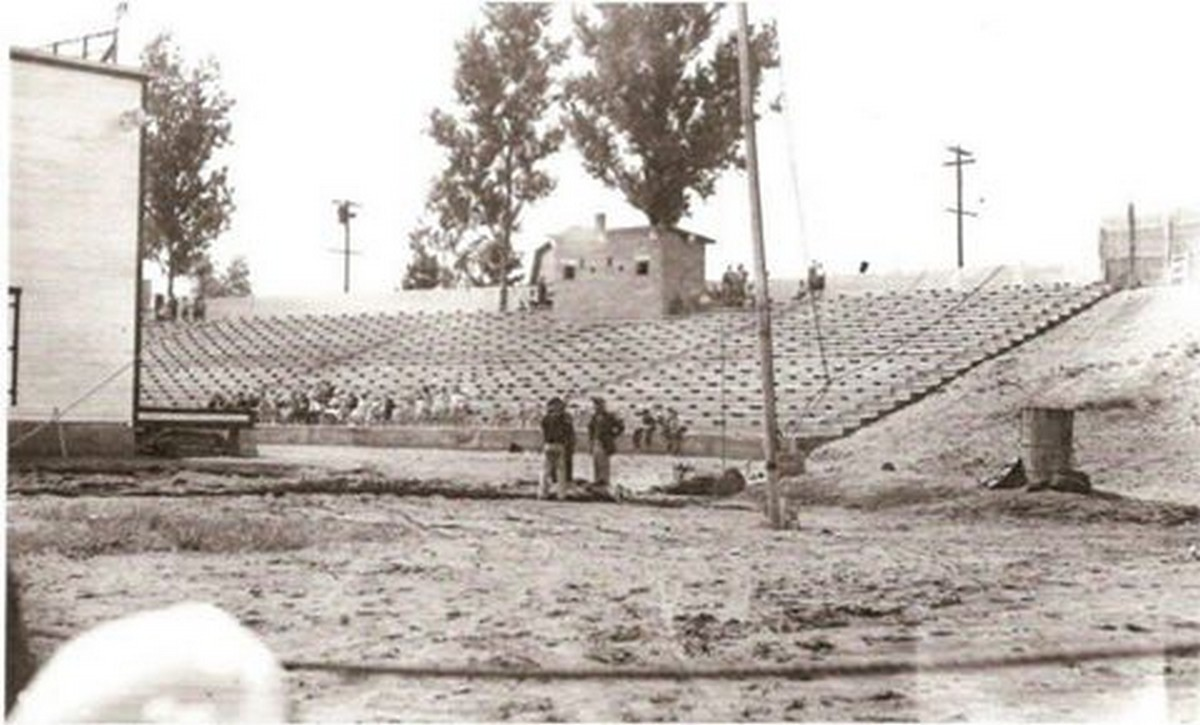 3. Outdoor Theater
