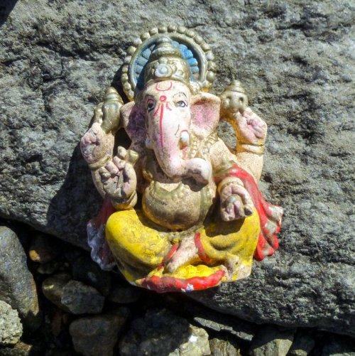 17. Hindu God Ganesh