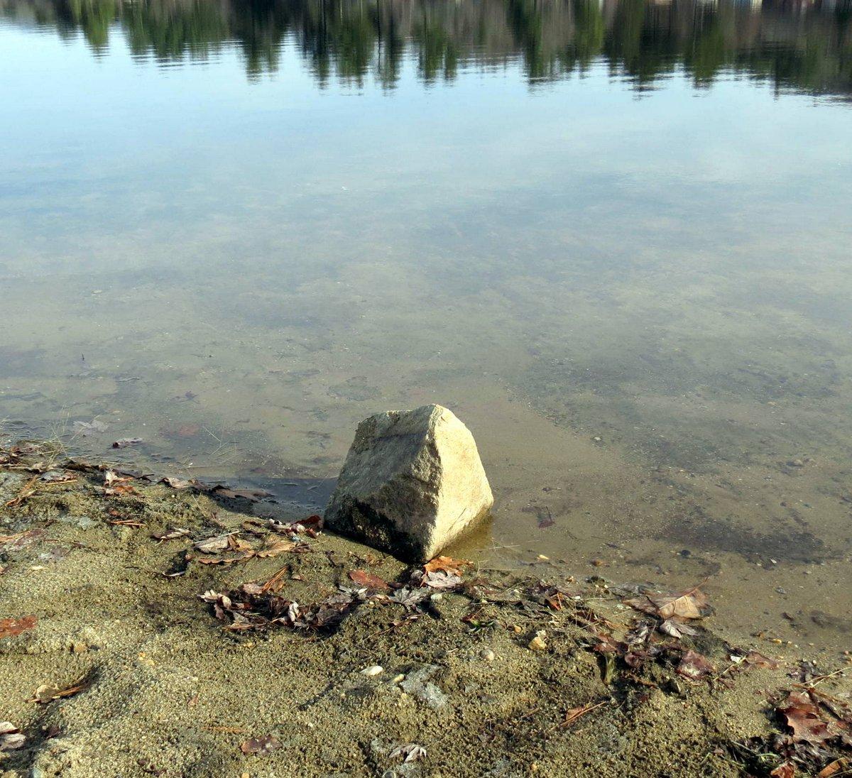 12. Stone on Beach