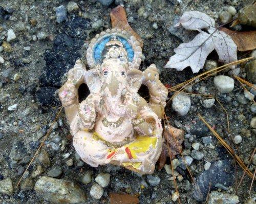 13. Ganesh Statue