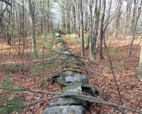 14. Stone Wall