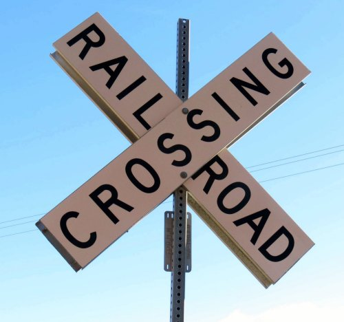 1. Crossing Sign
