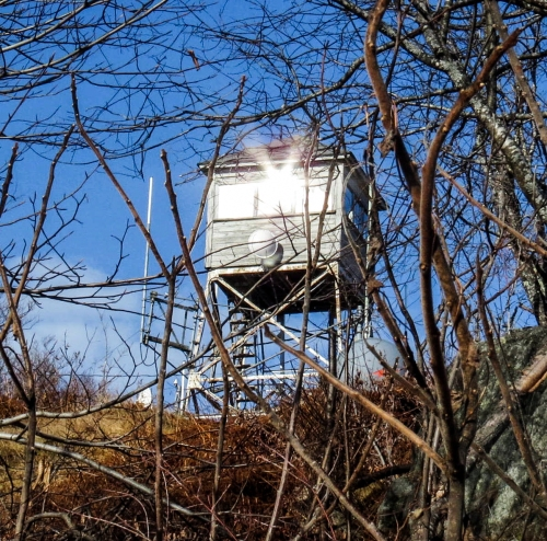 8. Fire Tower