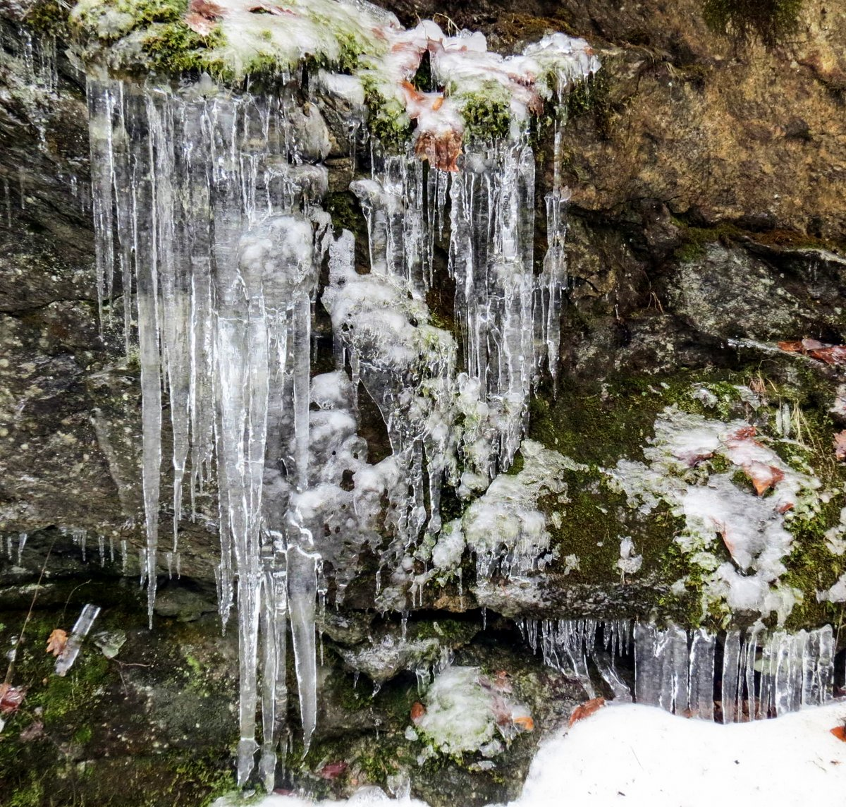 11. Icicles