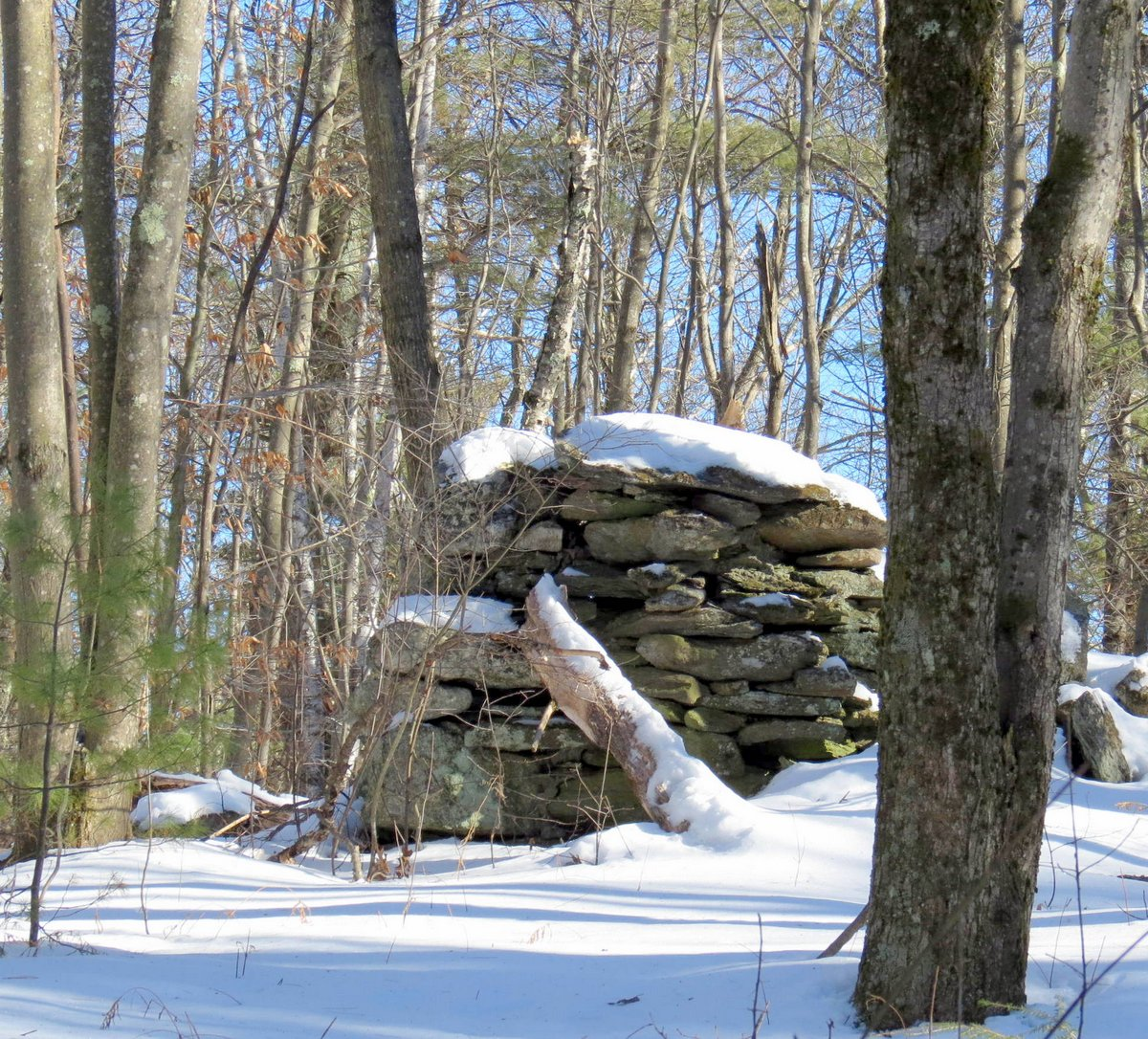12. Stone Foundation
