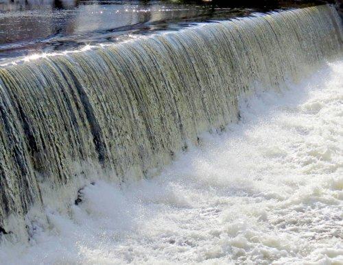 5. Ashuelot River Falls