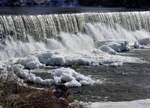 12. Ashuelot Falls