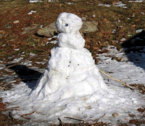 17. Snowman