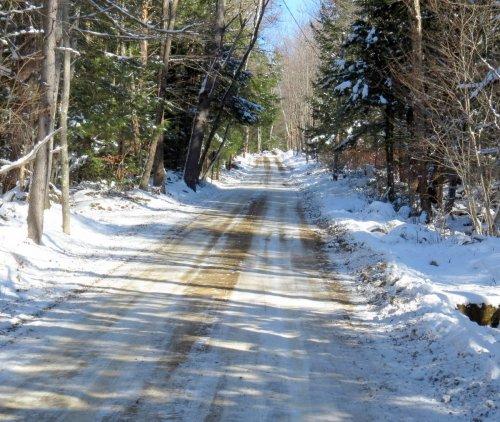 4. Snowy Road