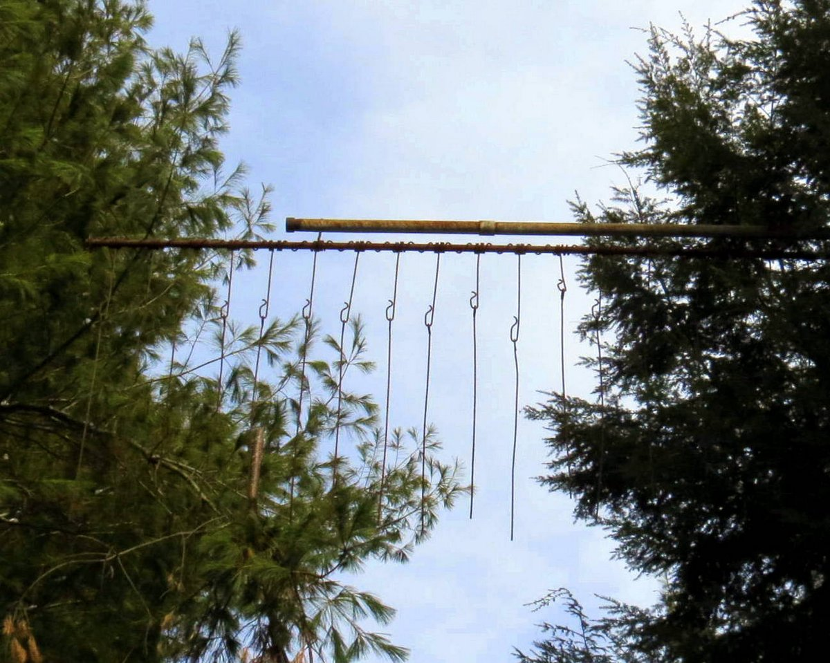 9. Warning Wires