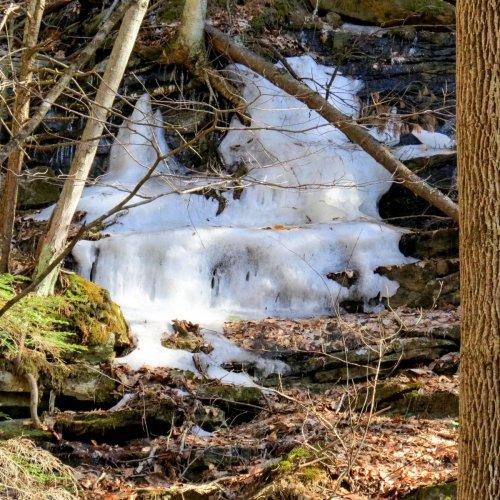 11. Ice Fall