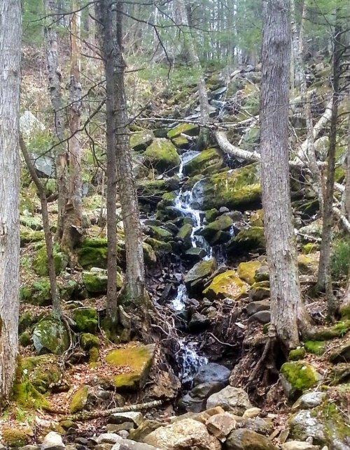 11. Waterfall