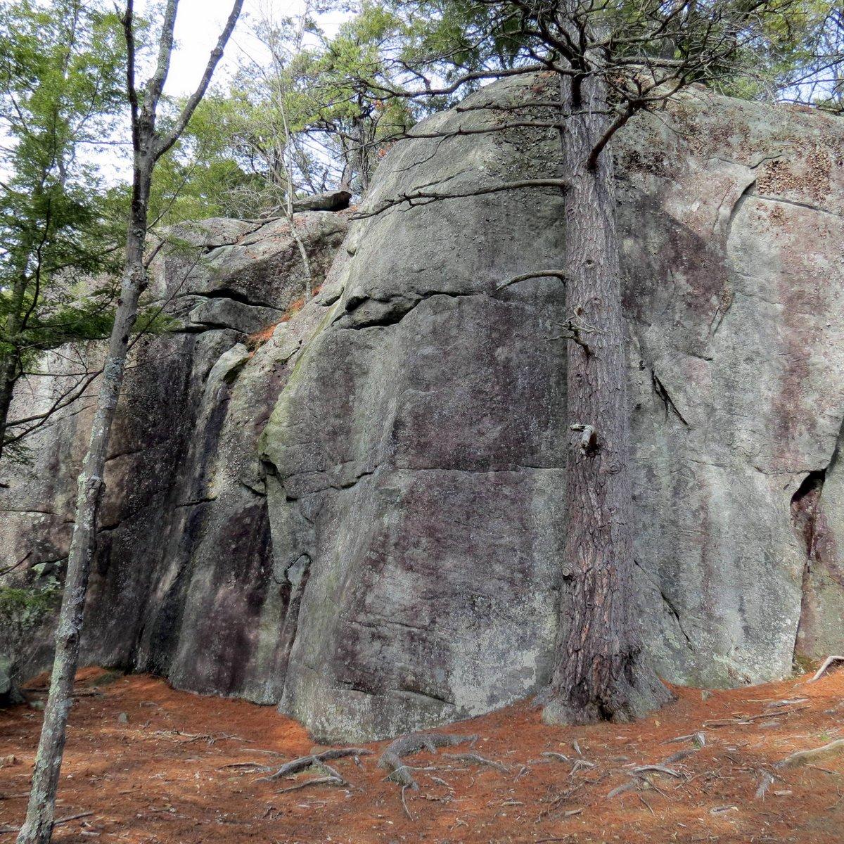 13. Rock Outcrop