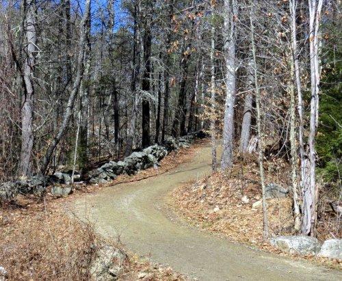 9. Trail Detour