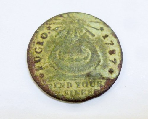 10. Colonial Coin