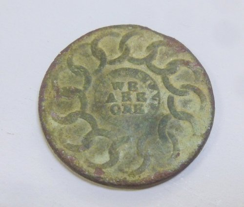 11. Colonial Coin Reverse
