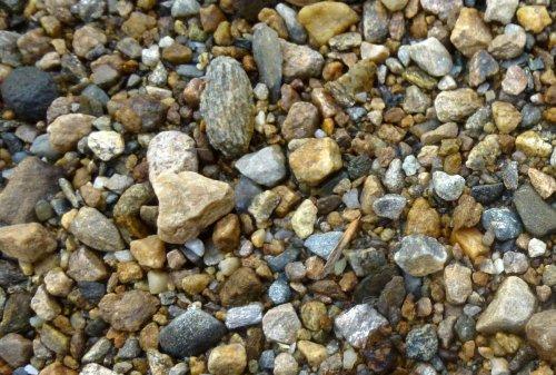 3. Stream Gravel