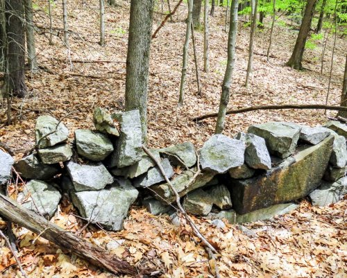 13. Stone Wall