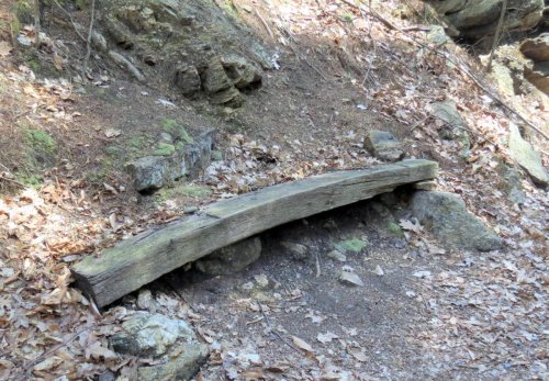 20. Bent Railroad Tie
