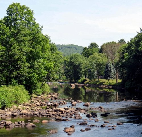 11. Ashuelot in June