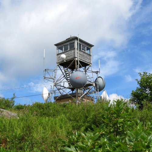 10. Fire Tower