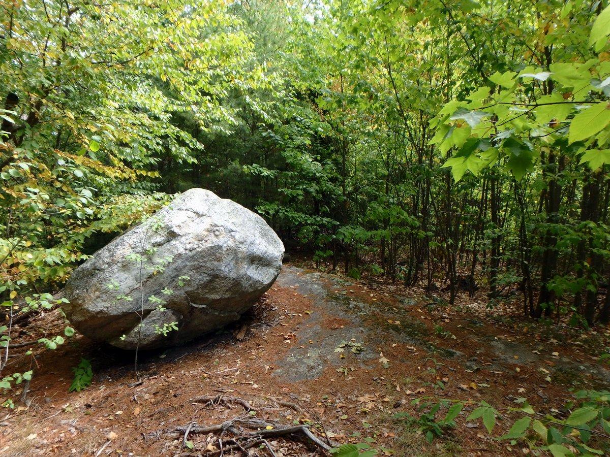 15. Rocking Stone
