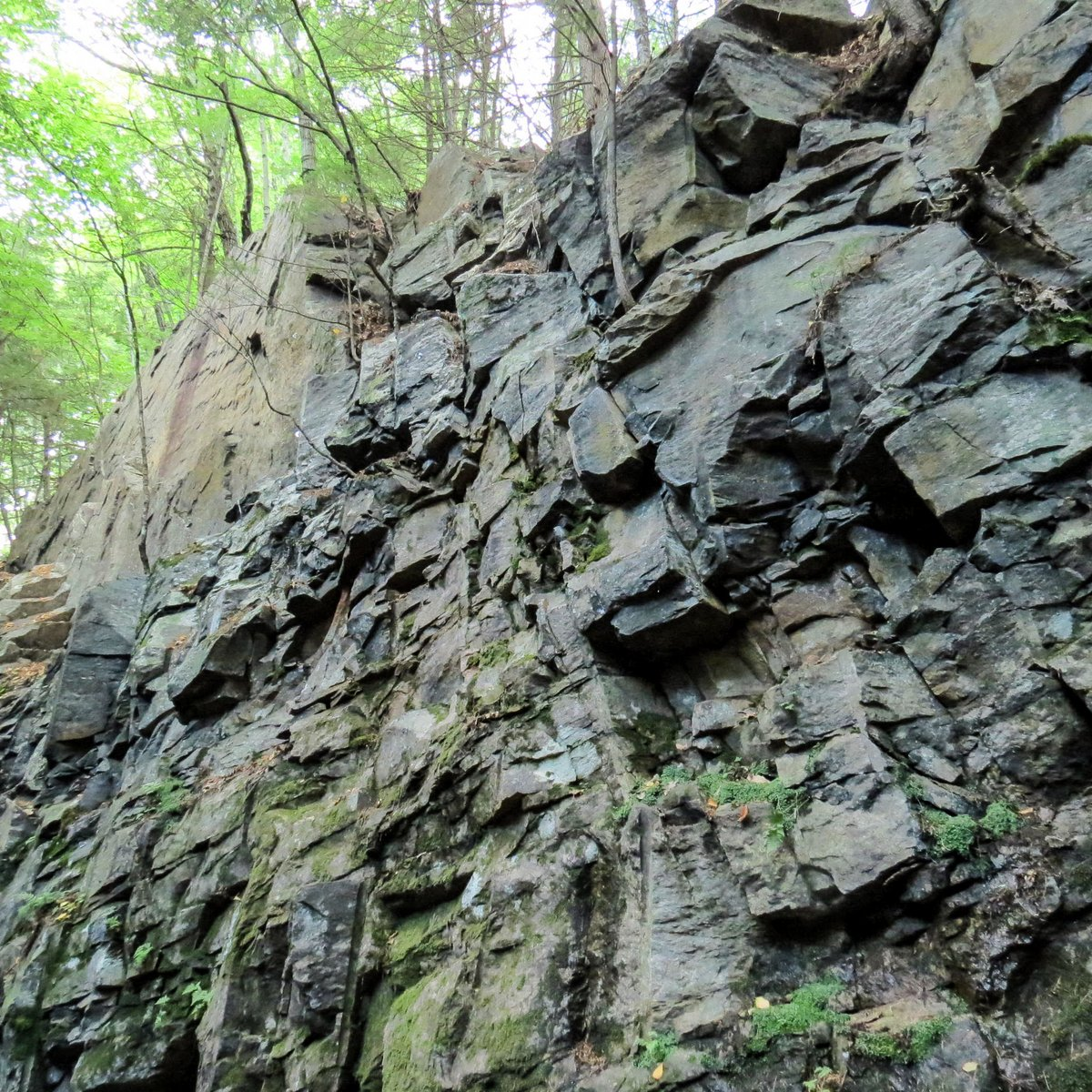 3. Cliff Face