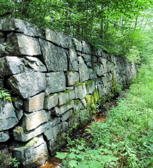 7. Stone Wall