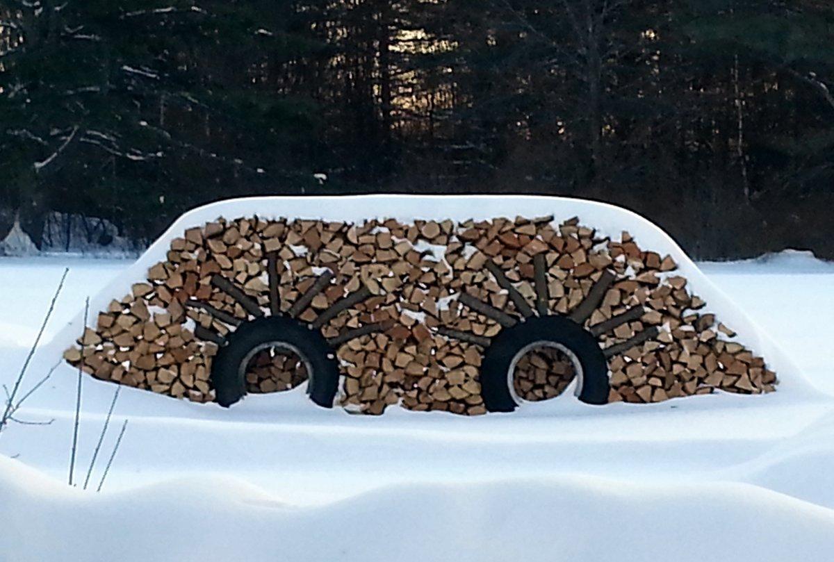13-woodpile