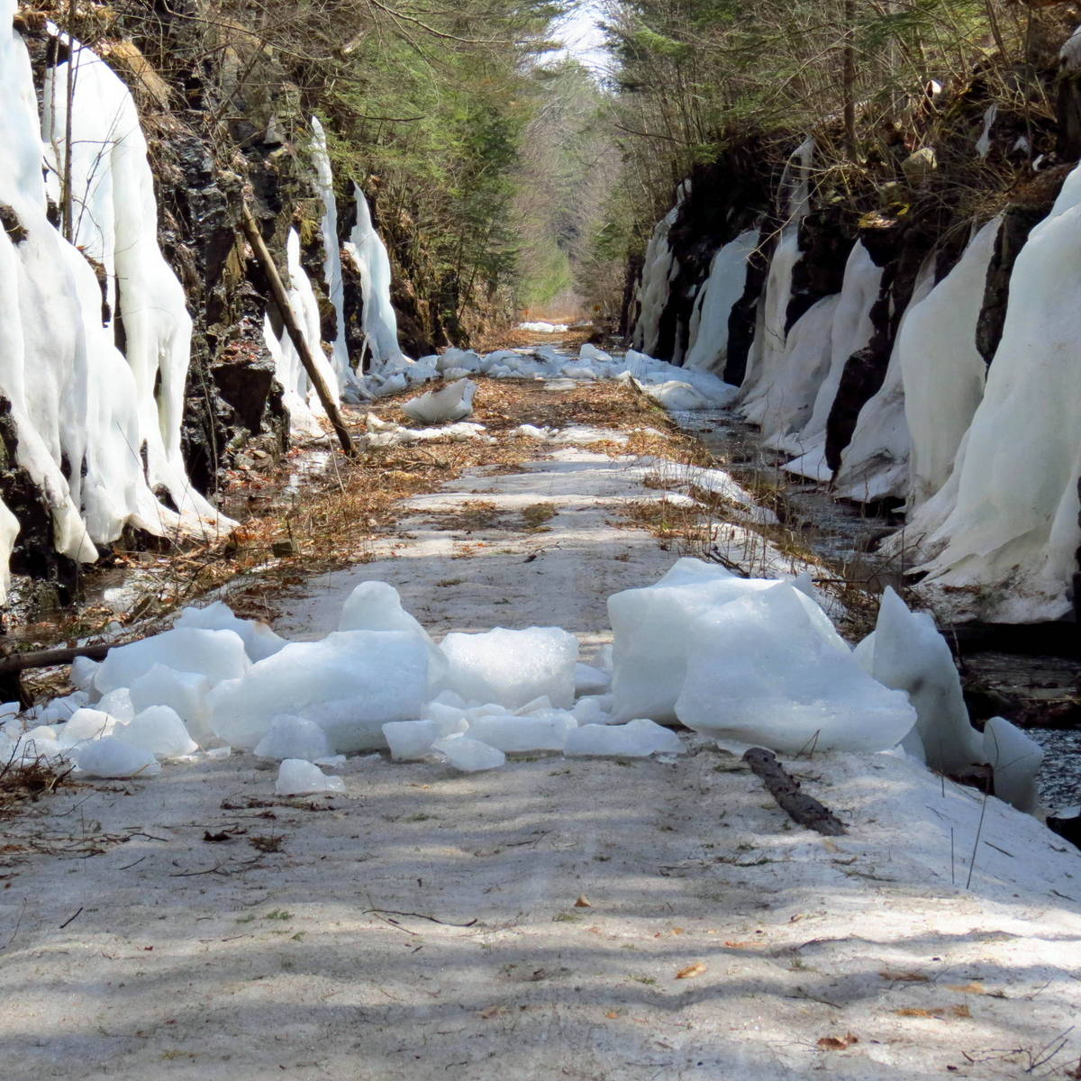 12. Fallen Ice