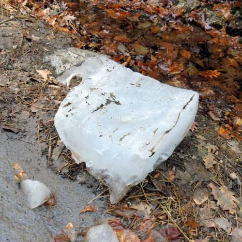 13. Fallen Ice